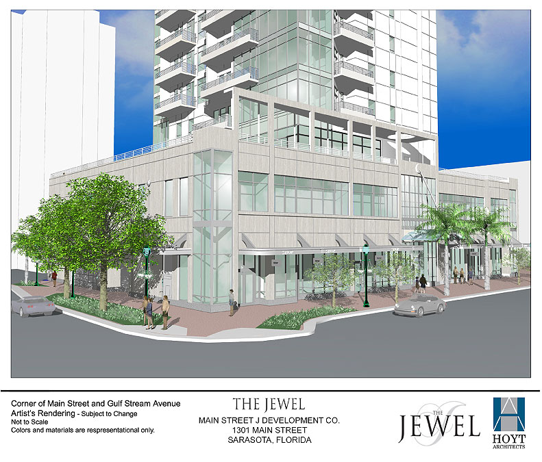 The Jewel Corner of Main Street and Gulf Stream Avenue